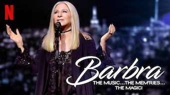 Barbra: The Music...The Mem'ries...The Magic! (2017)