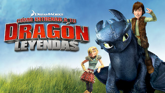 DreamWorks: Cómo entrenar a tu dragón: Leyendas (2011)