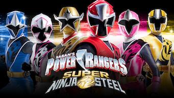 Power Rangers Ninja Steel (2018)