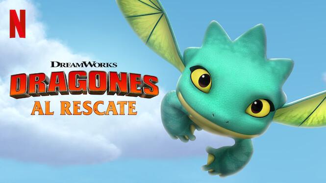 Dragones al rescate