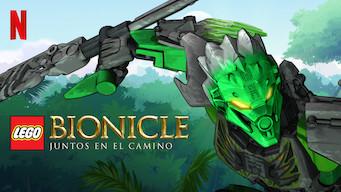 LEGO Bionicle: Juntos en el camino (2016)