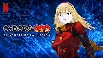 Cyborg 009: En nombre de la justicia (2017)