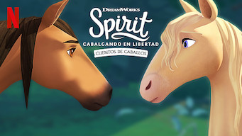 Spirit: Cabalgando en libertad: Cuentos de caballos (2019)