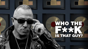 Who the F**k Is That Guy? (2017)
