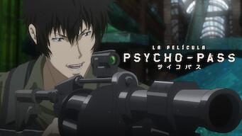 Psycho-Pass. La película (2015)