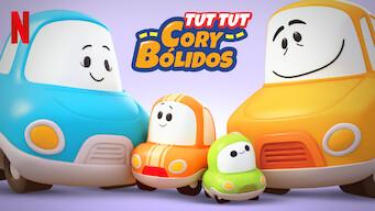 Tut Tut Cory Bólidos (2020)