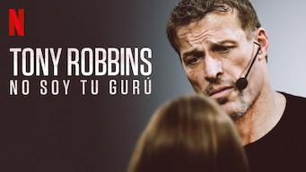 Tony Robbins: No soy tu gurú (2016)