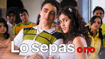 Lo sepas o no (2008)
