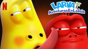 Larva: Aventuras en la isla (2019)