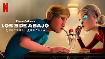 Los 3 de abajo: Cuentos de Arcadia (2019)