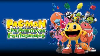 Pac-Man y las Aventuras Fantasmales (2014)