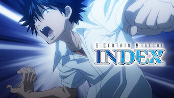 A Certain Magical Index (2010)