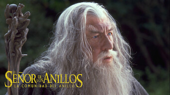 El señor de los anillos: La comunidad del anillo (2001)