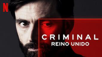 Criminal: Reino Unido (2019)