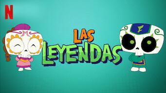 Las Leyendas (2017)