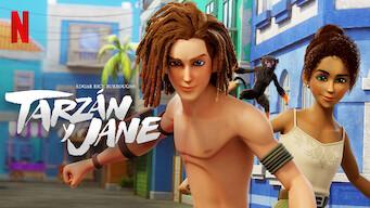 Tarzán y Jane (2018)