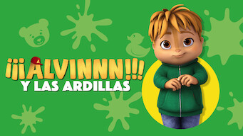 ¡¡¡Alvinnn!!! y Las Ardillas (2016)