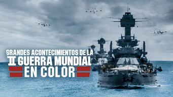 Grandes acontecimientos de la II Guerra Mundial en color (2019)