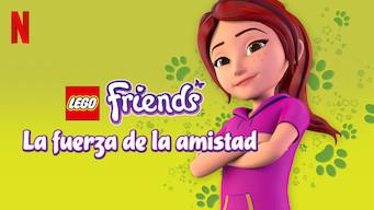 LEGO Friends: La fuerza de la amistad (2016)