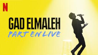Gad Elmaleh Part en Live (2017)