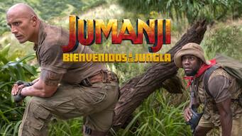 Jumanji: Bienvenidos a la jungla (2017)