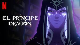 El príncipe dragón (2019)