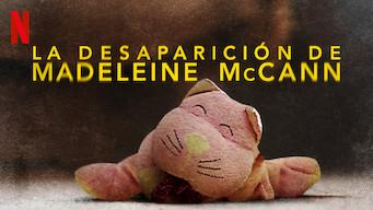 La desaparición de Madeleine McCann (2019)