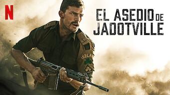 El asedio de Jadotville (2016)