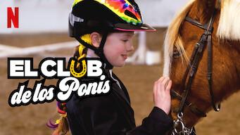 El club de los ponis (2018)