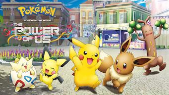 La película Pokémon: El poder de todos (2018)