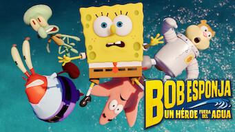 Bob Esponja, un héroe fuera del agua (2015)