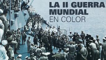 La II Guerra Mundial en color (2009)