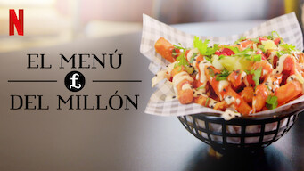 El menú del millón (2019)