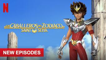 SAINT SEIYA: Los Caballeros del Zodiaco (2020)