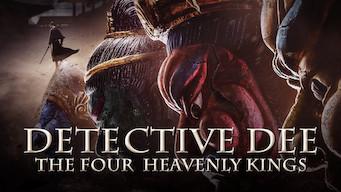Detective Dee y los cuatro reyes celestiales (2018)