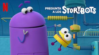 Pregunta a los StoryBots (2019)