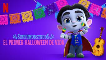 Supermonstruos: El primer Halloween de Vida (2019)