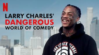 Larry Charles' Dangerous World of Comedy (2019)