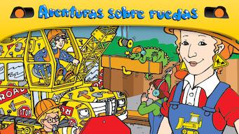 Aventuras sobre ruedas (1994)