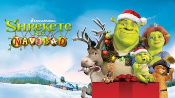 Shrekete Feliz Navidad (2008)