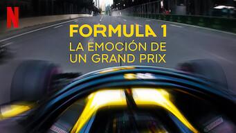 Formula 1: La emoción de un Grand Prix (2019)
