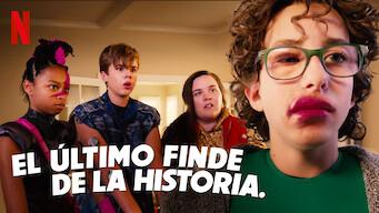 El último finde de la historia (2018)