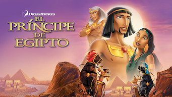 El príncipe de Egipto (1998)