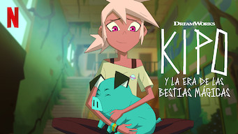 Kipo y la era de las bestias mágicas (2020)