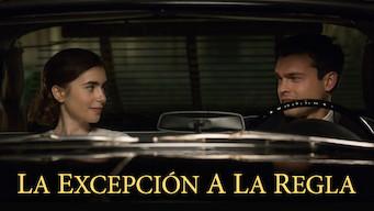 La excepción a la regla (2016)