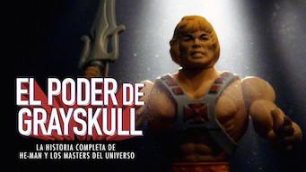 El poder de Grayskull: La historia completa de He-Man y los Masters del Universo (2017)
