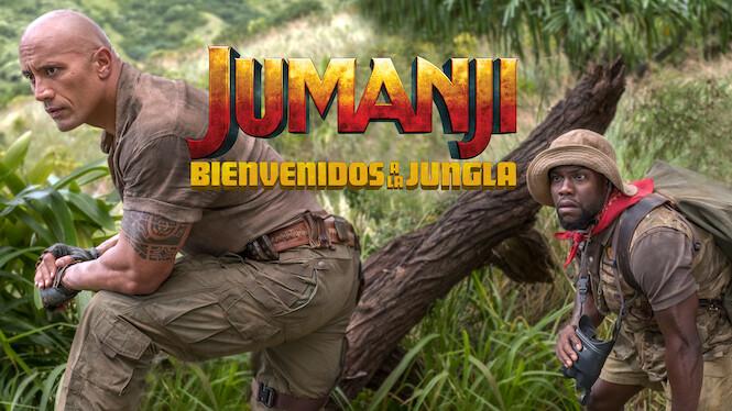 Jumanji: Bienvenidos a la jungla (2017) - Netflix | Flixable